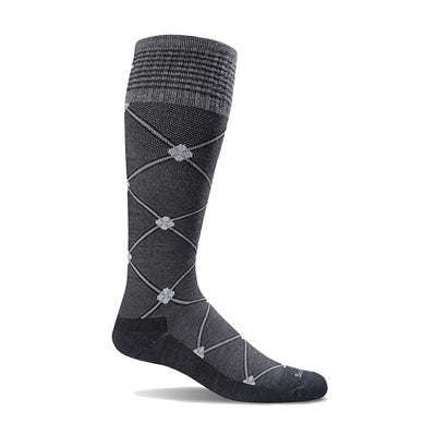 Women's Sockwell Elevation Sock, Black Multi