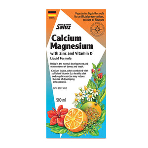 Salus Calcium Magnesium 500ml package