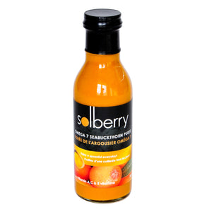 Solberry - Omega-7 Seabuckthorn Puree