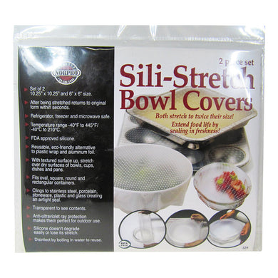 Package for Norpro Sili-Stretch Bowl Covers