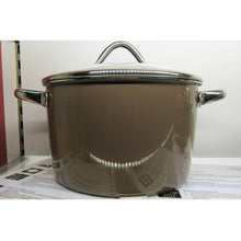 Load image into Gallery viewer, Silit 24cm Diameter Vitaliano High Casserole Pot, Marrone
