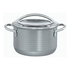 Silit 20cm Diameter Vision High Casserole Pot