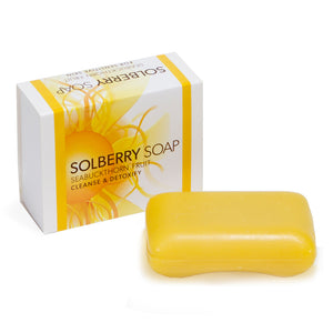 Solberry - Seabuckthorn Soap