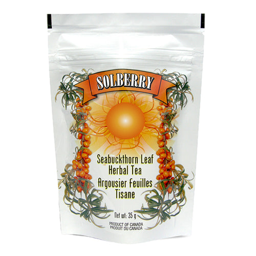 Solberry - Seabuckthorn Leaf Herbal Tea
