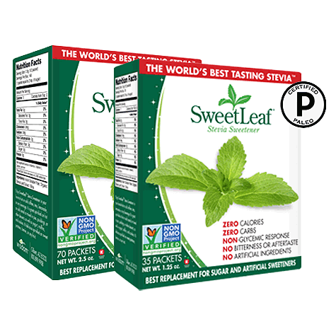 SweetLeaf - Natural Stevia Sweetener