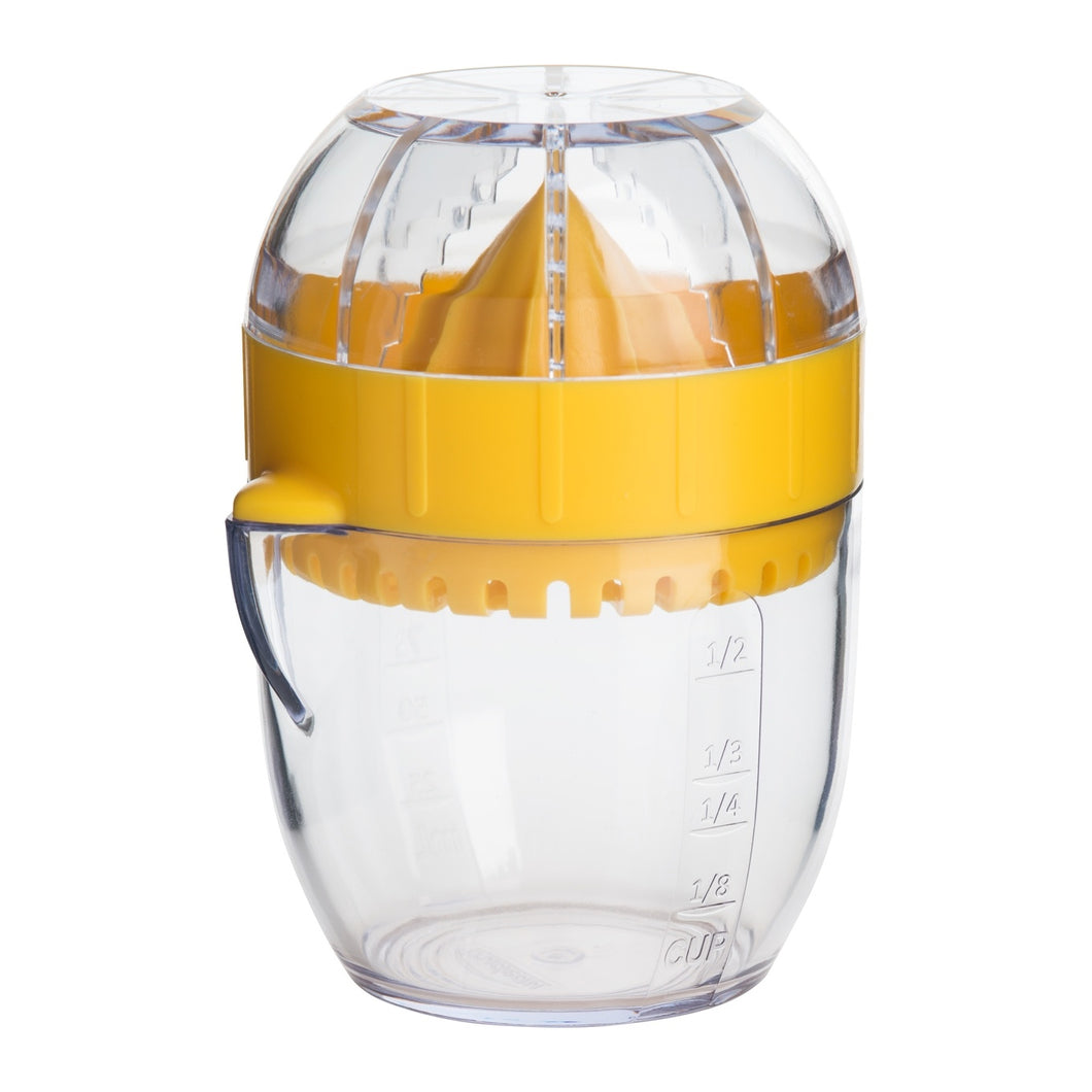 Trudeau Citrus Juicer, yellow