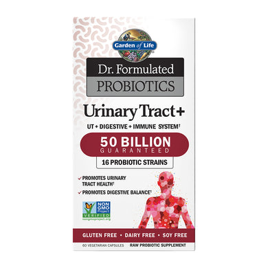 Garden of Life - Dr. Formulated Probiotics - Urinary Tract+