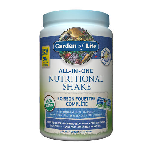 Vanilla All-In-One Nutritional Shake