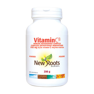 New Roots Herbal Vitamin C8 Immune Complex powder