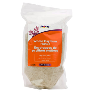 NOW - Whole Psyllium Husks