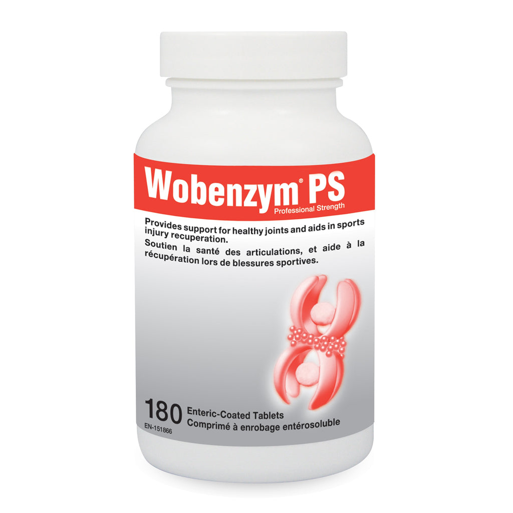 Wobenzym PS (Professional Strength)