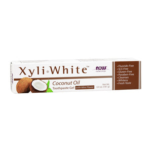 Xyliwhite Toothpaste Gel with Coconut Oil Mint Flavour