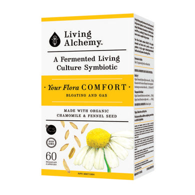 Box of Living Alchemy Your Flora COMFORT