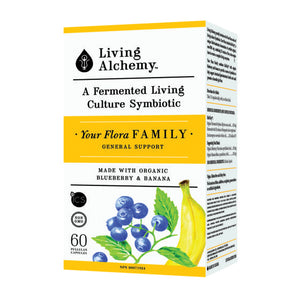 Box of Living Alchemy Your Flora FAMILY