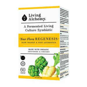 Box of Living Alchemy Your Flora REGENESIS