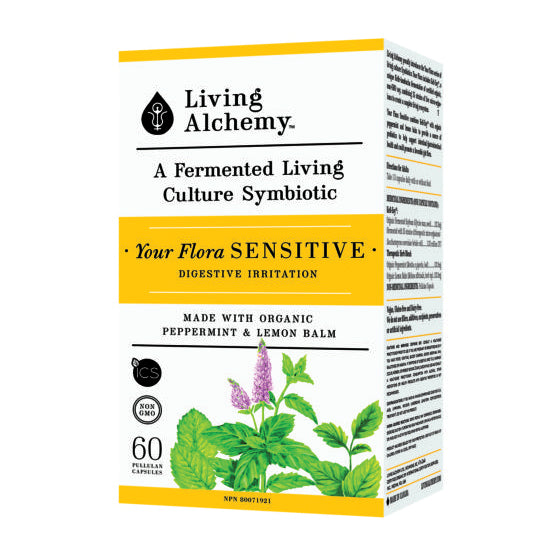 Box of Living Alchemy Your Flora SENSITIVE