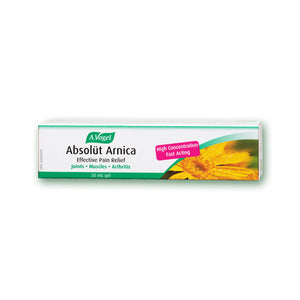 Package for A. Vogel Absolut Arnica Gel