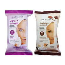 Spa Relaxus - Cleansing Wipes