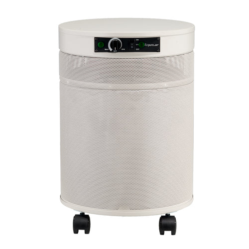Airpura air purifier, Cream case