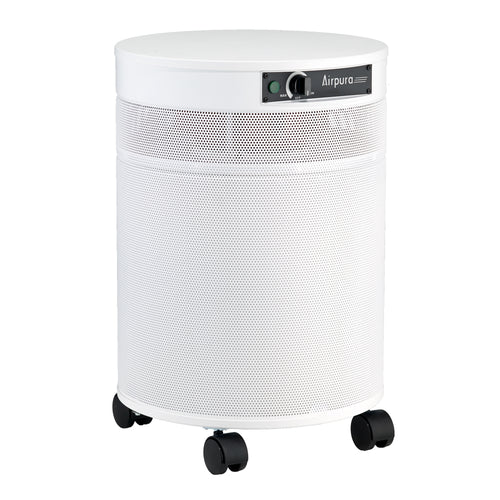 Airpura air purifier, White case