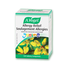 Load image into Gallery viewer, Package for 120 Tablets of Allergy Relief Junior