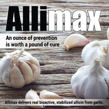 Allimax - 100% Stabilized Allicin