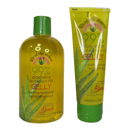 Lily Of The Desert - 99% Aloe Vera Gelly