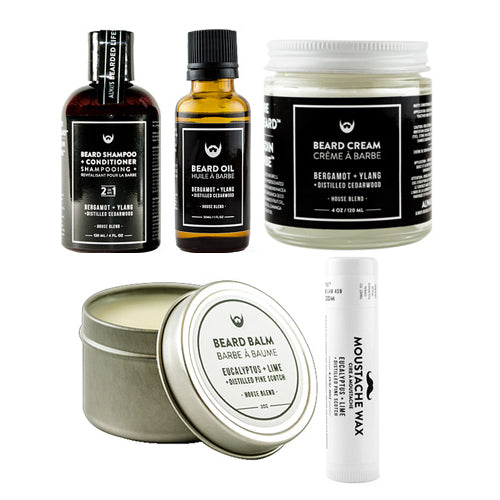 Always Bearded - Beard Care Products