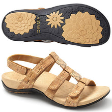 Load image into Gallery viewer, Vionic - Amber Adjustable Sandal