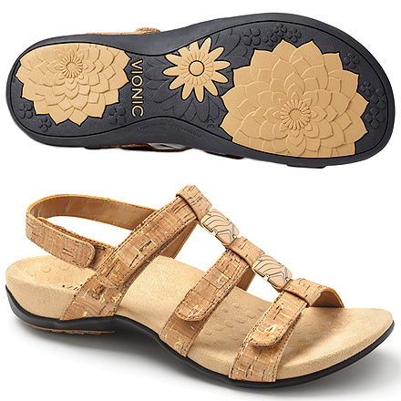 Vionic - Amber Adjustable Sandal (Size 7)