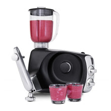 Ankarsrum Assistent Blender Attachment in use