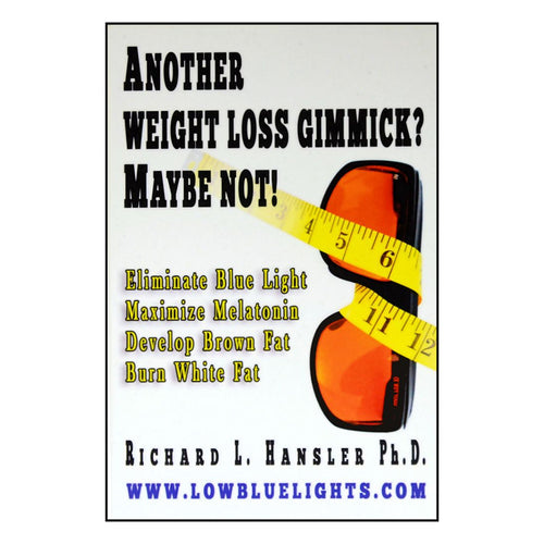 Richard Hansler - Another Weight Loss Gimmick? Maybe Not!