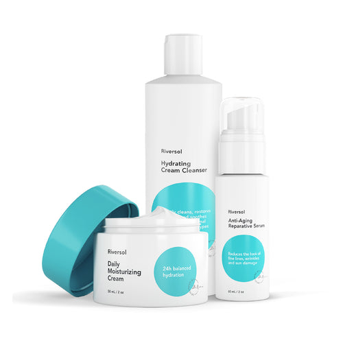 Riversol - Anti-Aging Reparative Trio