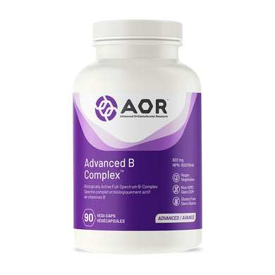 AOR - Advanced B Complex