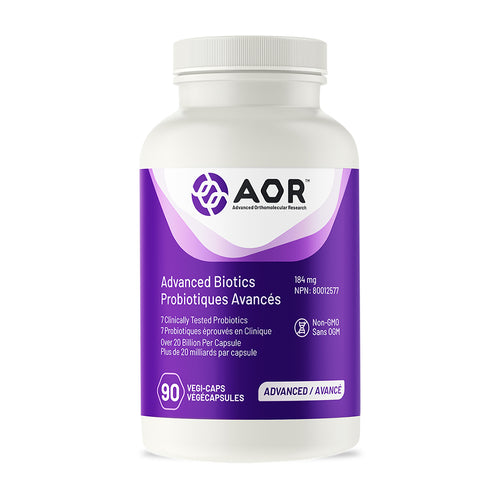 AOR - Advanced Biotics (with Lactobacillus Gasseri)