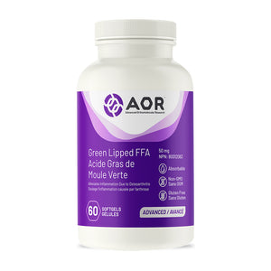 AOR - Green Lipped FFA (Free Fatty Acids)