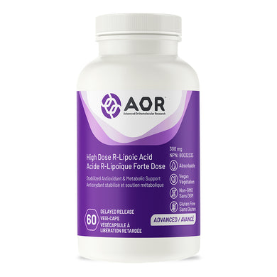 AOR - High Dose R-Lipoic Acid