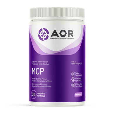 AOR - MCP (Modified Citrus Pectin)