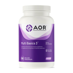 AOR - Multi Basics 3 (Multi-Vitamin)