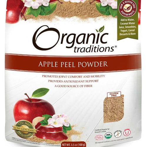 Organic Traditions - Apple Peel Powder