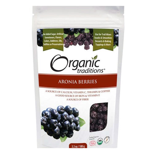 Organic Traditions - Aronia Berries