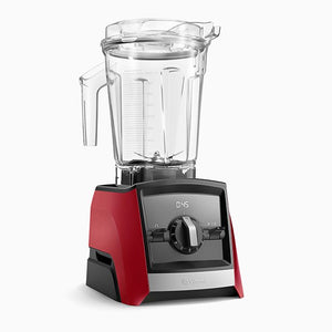 Vitamix Ascent Blender Model A2300, with Red Base