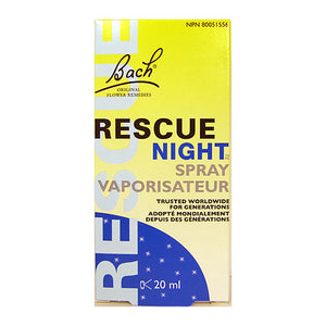 Bach - Rescue Night Spray