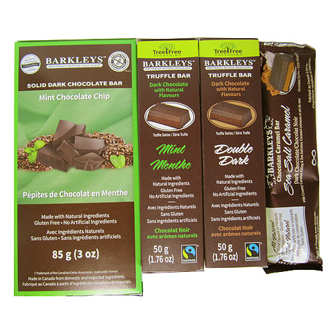 Barkleys Naturally Better Chocolate