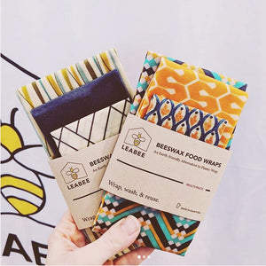 Leabee - Beeswax Food Wraps