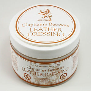 Clapham's Beeswax - Leather Dressing