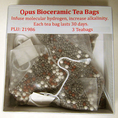 Bioceramic Tea Bags