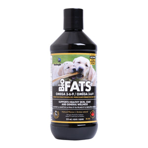 355ml Bottle of BiologicVET BioFats