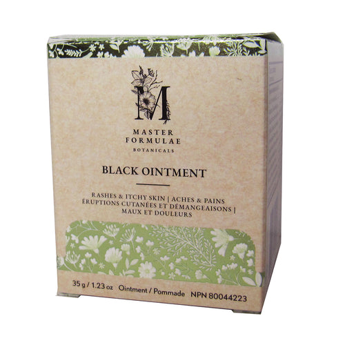 Master Formulae Black Ointment - new packaging