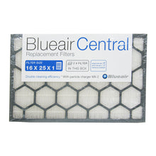 Load image into Gallery viewer, Blueair Central Replacement Filters 16x25x1